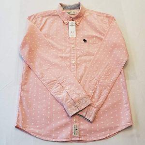 Abercrombie Kids Button up Shirt. Sz 14/13